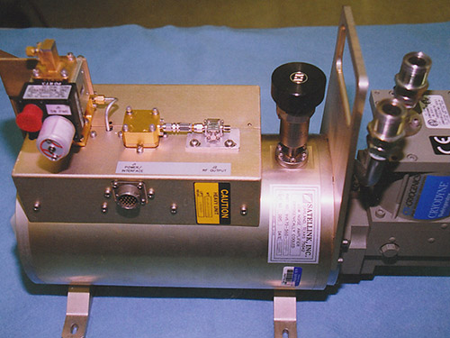 Manufacturing of a K Band Cryogenically Cooled Low Noise Amplifier